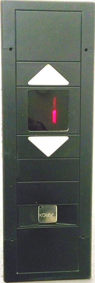 Aufzugsbedienung (2)