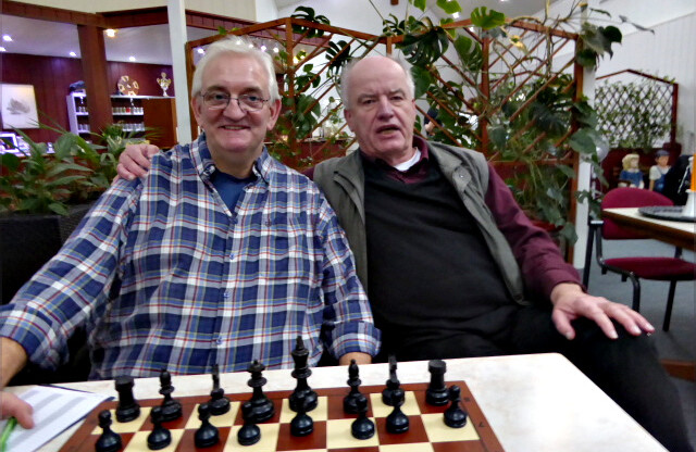 Werner und Charles